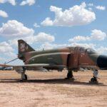 El asombroso cementerio de aviones de Tucson, Arizona