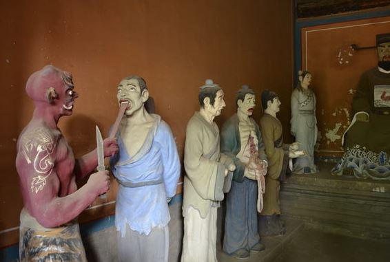 Templo Dongyue Beijing, China
