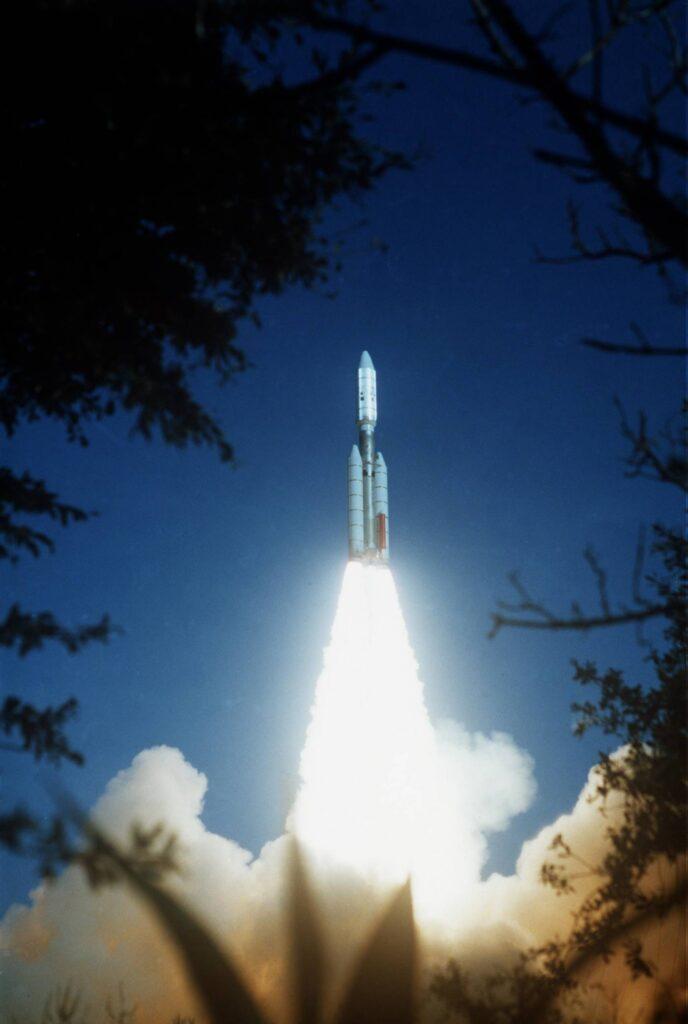 Lanzamiento Voyager
