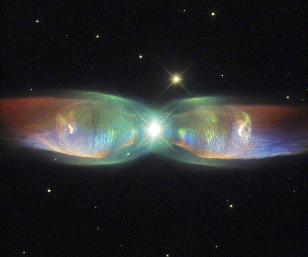 Nebulosa Alas de Mariposa