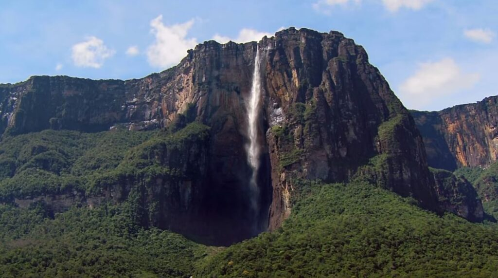 Cascada Salto Angel
