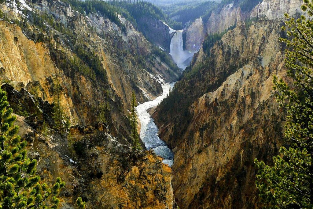 Río Yellowstone
