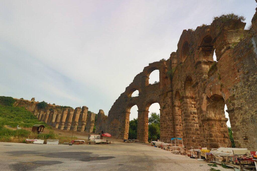 Acueducto de Aspendo